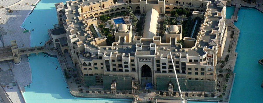 Rent villa in Downtown Dubai